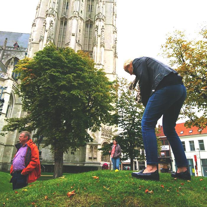 Stadsgolf Mechelen 1
