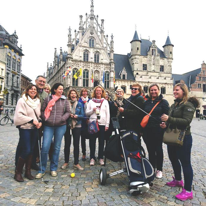 Stadsgolf Mechelen 2